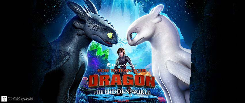 Film How to Train Your Dragon 3 Sinopsis