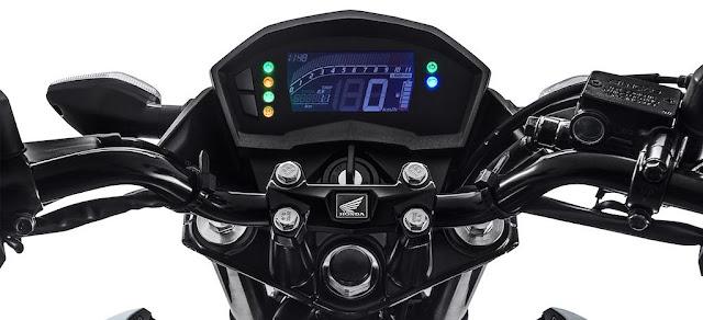 Honda CB250 Twister 2018