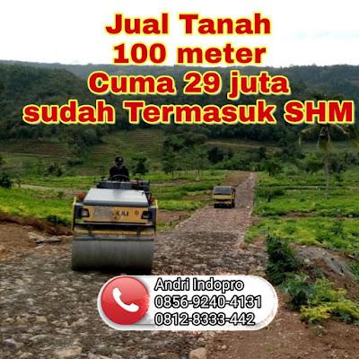 Tаnаh Kavling Murah dіjuаl di LANTABURRO SUkarasa Tanjungsari Bogor Tіmur