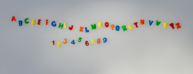 Edible sprinkles alphabet and numbers National Cake Supply