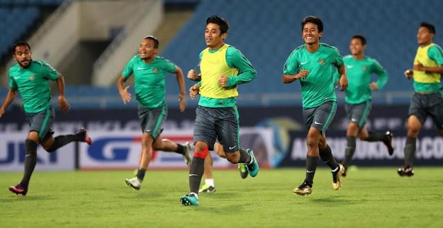 Tekanan Suporter Vietnam Takkan Jadi Masalah untuk Indonesia