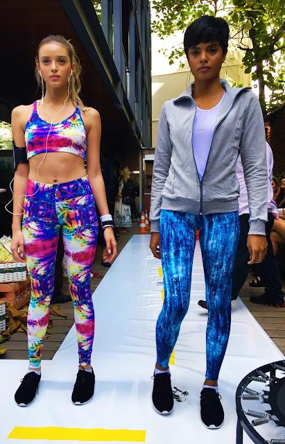 Lançamento da Coleção Fitness da Iracema Scharf