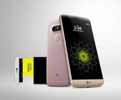 phien ban LG G5 cu