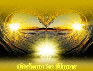En sus ahora se encuentra un gran Océano de Amor, que muchos están esperando les llegue del futuro, por ello ocupan sus mentes en el mañana, siendo que ya se está desarrollando en tiempo presente y en este momento.