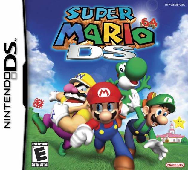 Super Mario 64 DS (U) (Trashman)