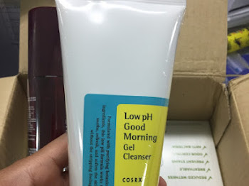 COSRX LOW PH GOOD MORNING REVIEW