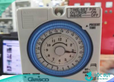 Cách cài đặt vận hàng tự động thiết bị nhà yến qua timer