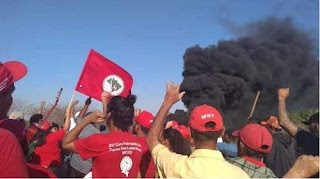Liminar suspende ordem de despejo de acampamento em Limoeiro do Norte