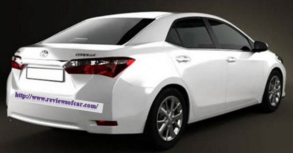 2017 toyota corolla redesign reviews of car. Black Bedroom Furniture Sets. Home Design Ideas