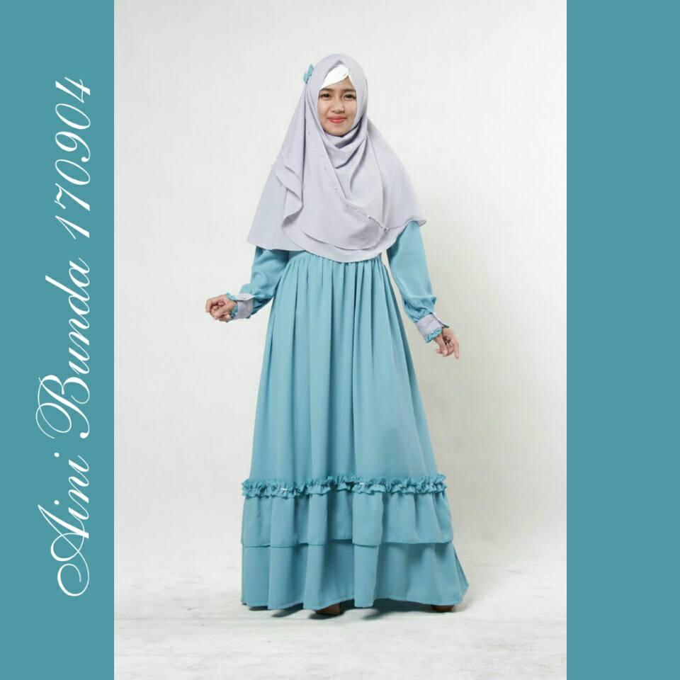 Galeri azalia toko online baju busana muslim modern dan Baju gamis nevada