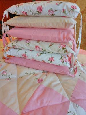 подушки бортики