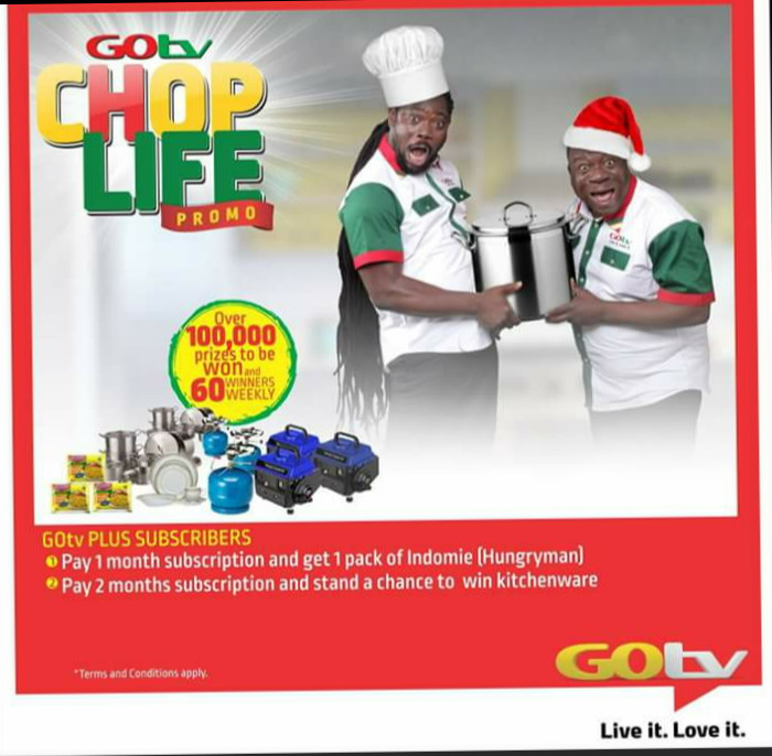 Gotv 2019 christmas promotional giveaways