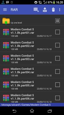 Download RAR for Android (Premium) v5.30 build 38 Apk Gratis