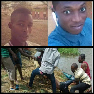 The two drowned FUTA students