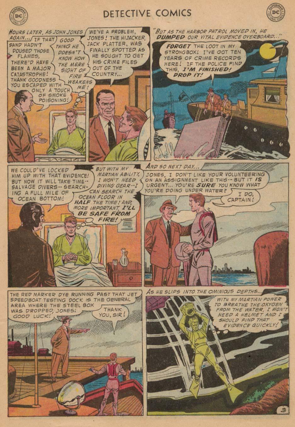 Read online Detective Comics (1937) comic -  Issue #242 - 29