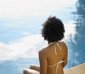 Swimming With Natural Hair Tips For The Pool Curlynikki