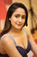 Pragya Jaiswal in Deep neck Gown at Launch of OPPO Phone 014.JPG