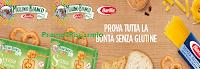 Logo Barilla e Mulino Bianco: prova i prodotti senza glutine