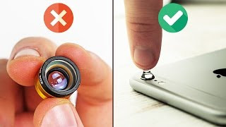 8 Coole Smartphone Life Hacks