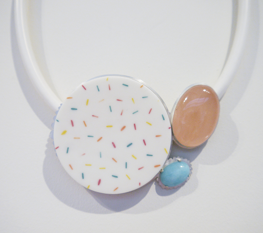 #Ed SummerShow, Craft Scotland Summer Show, Edinburgh, Whitestuff, Edinburgh Bloggers, Scottish design, Scottish jewellery, Rebecca Wilson, statement ceramic jewellery