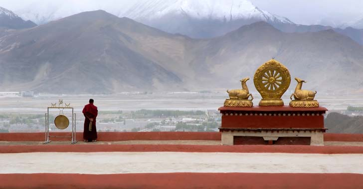Drepung Monastery; Lhasa, Tibet