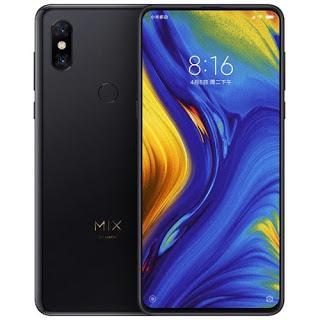 HP Xiaomi yang Mendukung NFC Terbaik Termurah 2019 selanjutnya adalah HP Xiaomi Mix 3. HP Xiaomi ini mempunyai sebuah kamera motorize yang hanya muncul ketika kamera tersebut sedang digunakan.