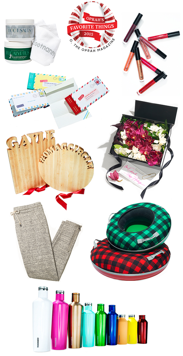 Oprah's Favorite Things 2015
