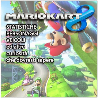 SPECIALE - Mario Kart 8: statistiche e curiosità che dovresti sapere
