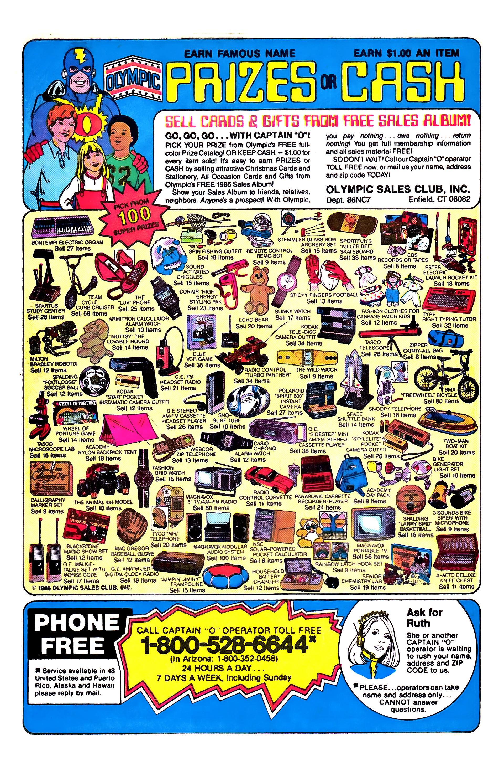 Read online Secret Origins (1986) comic -  Issue #7 - 50