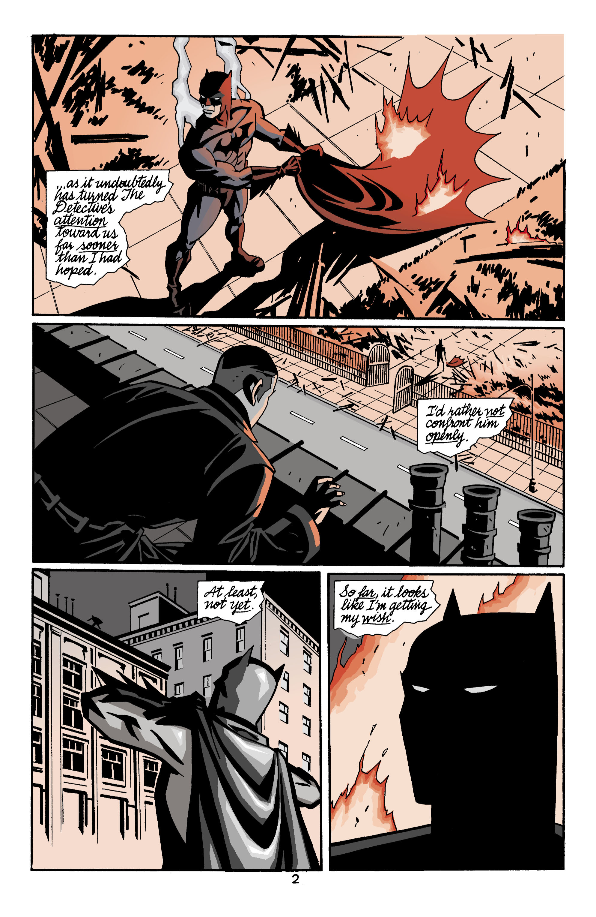 Detective Comics (1937) 744 Page 2