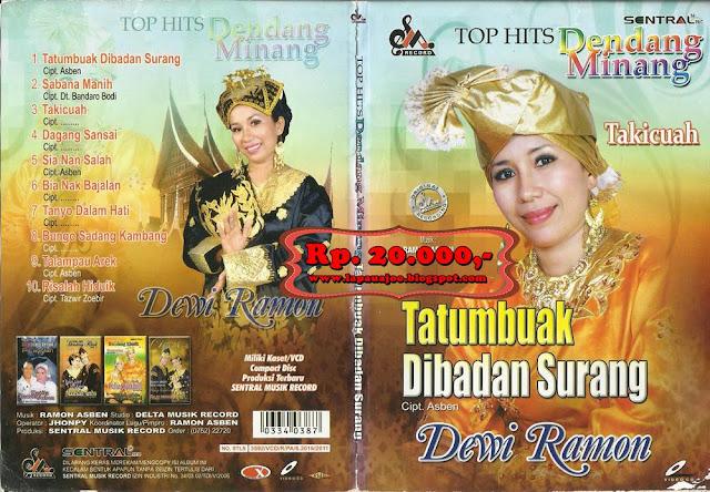 Dewi Ramon - Tatumbuak Dibadan Surang (Album Top Hits Dendang Minang)