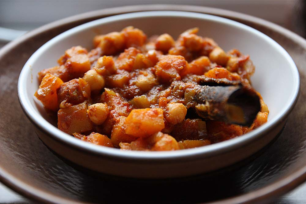 A2K - A Seasonal Veg Table: Cinnamon Spice Butternut ...