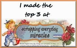 Scrapping Everyday Miracles top 3