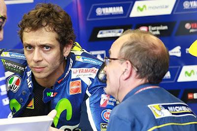 Rossi: Malu Rasanya Kembali Gagal Juara Dunia