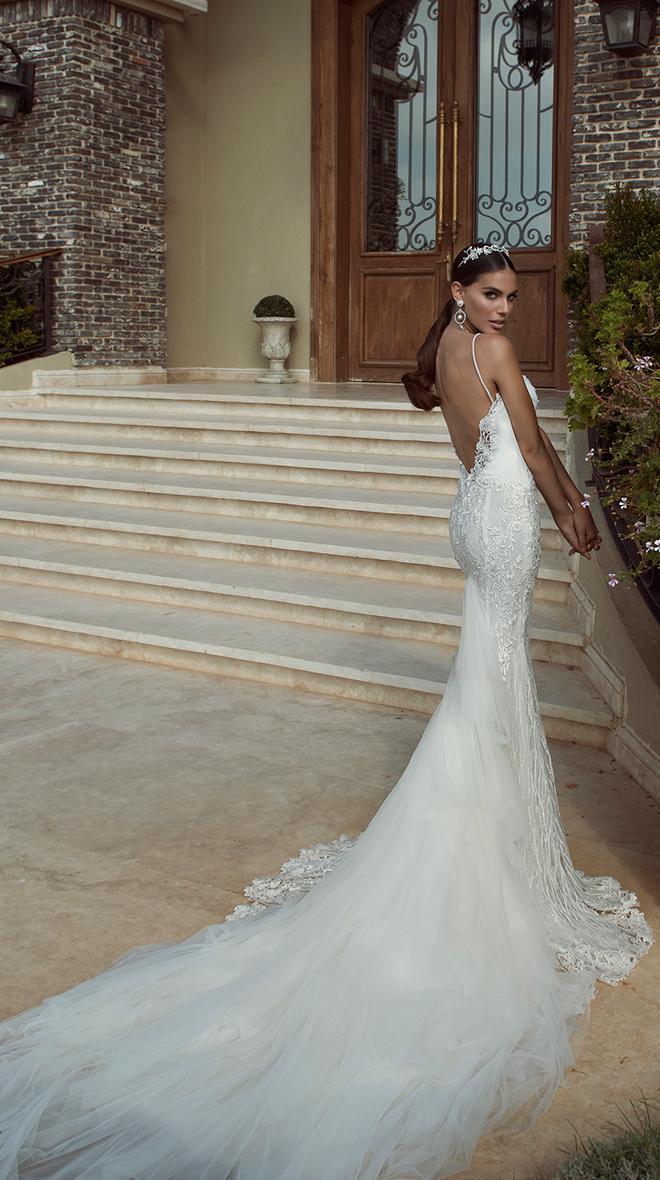 Bộ sưu tập váy cưới đẹp năm 2014 của thương hiệu áo cưới cao cấp Galia Lahav