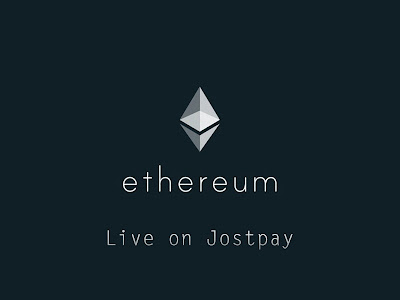 Ethereum: Live on Jostpay