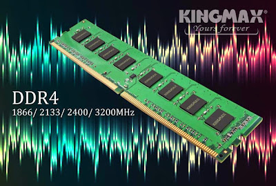 KINGMAX DDR4 Memory Modules
