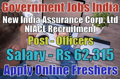 NIACL Recruitment 2019