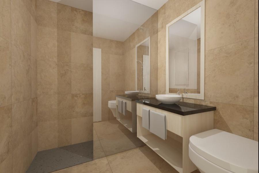 Design interior baie stil clasic si modern - Amenajari interioare case moderne Galati.