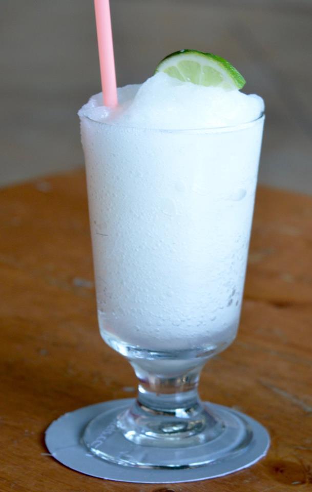 The all inclusive Cocktail menu at Blau Varadero, Cuba - Daiquiri