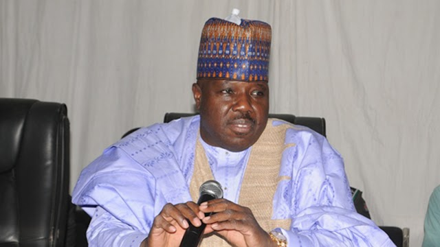 They Begged Me In My Home To Lead PDP  ''Jerry Gana does not have a party card''–  Modu Sheriff