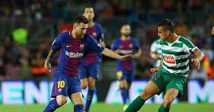 موعد مشاهدة مباراة إيبار و برشلونة بث مباشر اليوم 17-2-2018 الدورى الإسبانى 2018