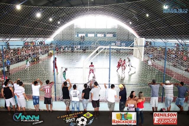 Vila FC / Brumado é campeã da 1ª Copa Ibicoara de Futsal 2017