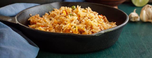 Tasty Egg Fried Rice Recipe