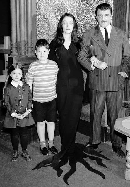 A familia Addams seriado anos 60