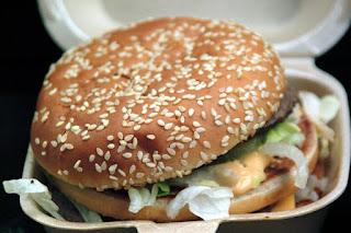 Image: Photographs of Fast Food - Beef Burger (c) FreeFoto.com. Photographer: Ian Britton