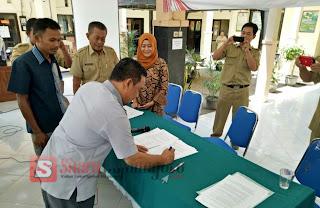 IDfos Gelar Penandatanganan Pelayanan Pro Mama Asih di Gayam