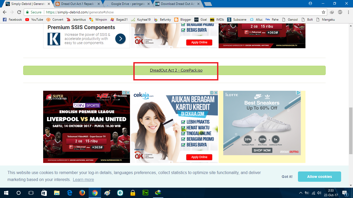 Cara Mengatasi Limit Download Di Uptobox - Just Info