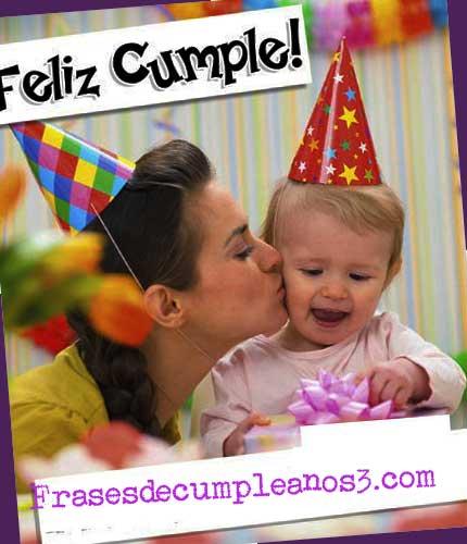 Dedicatorias de cumpleaños para un hijo
