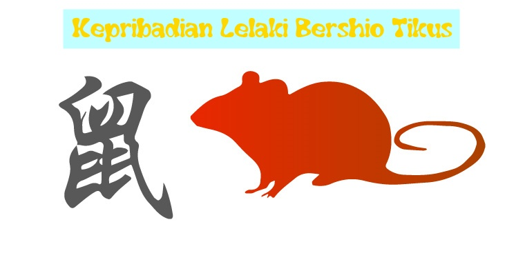 Berikut Kepribadian Lelaki Bershio Tikus